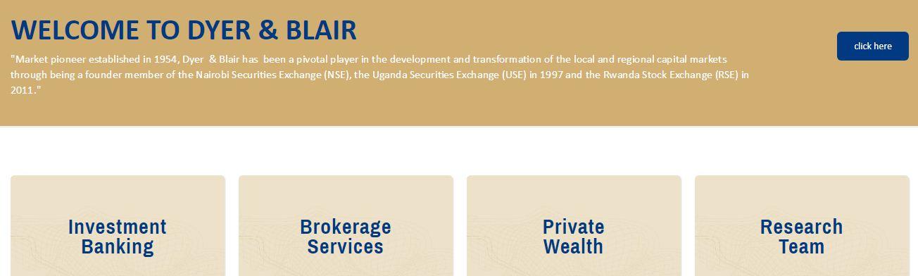 top investment firms kenya