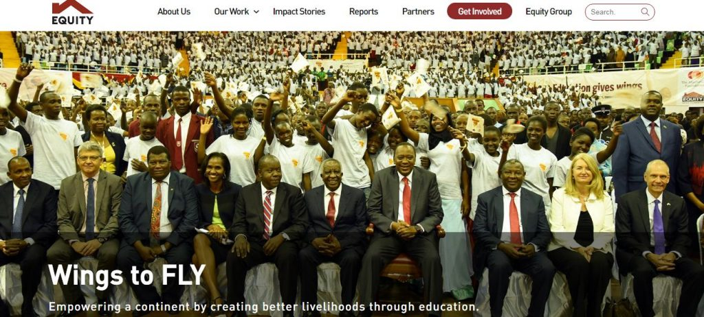 get university scholarship in kenya
