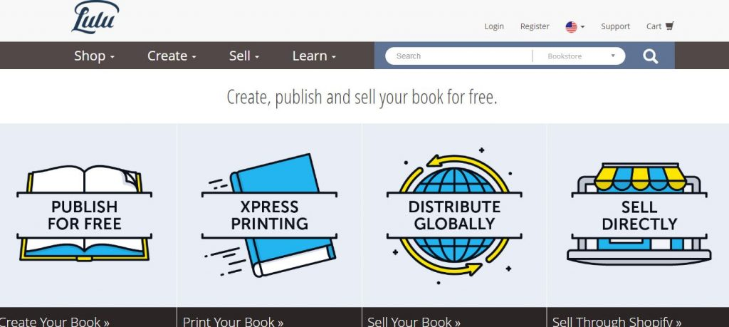 free book publishing
